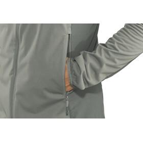 Mammut Kento Light SO Hooded Jacket Men titanium-dark titanium